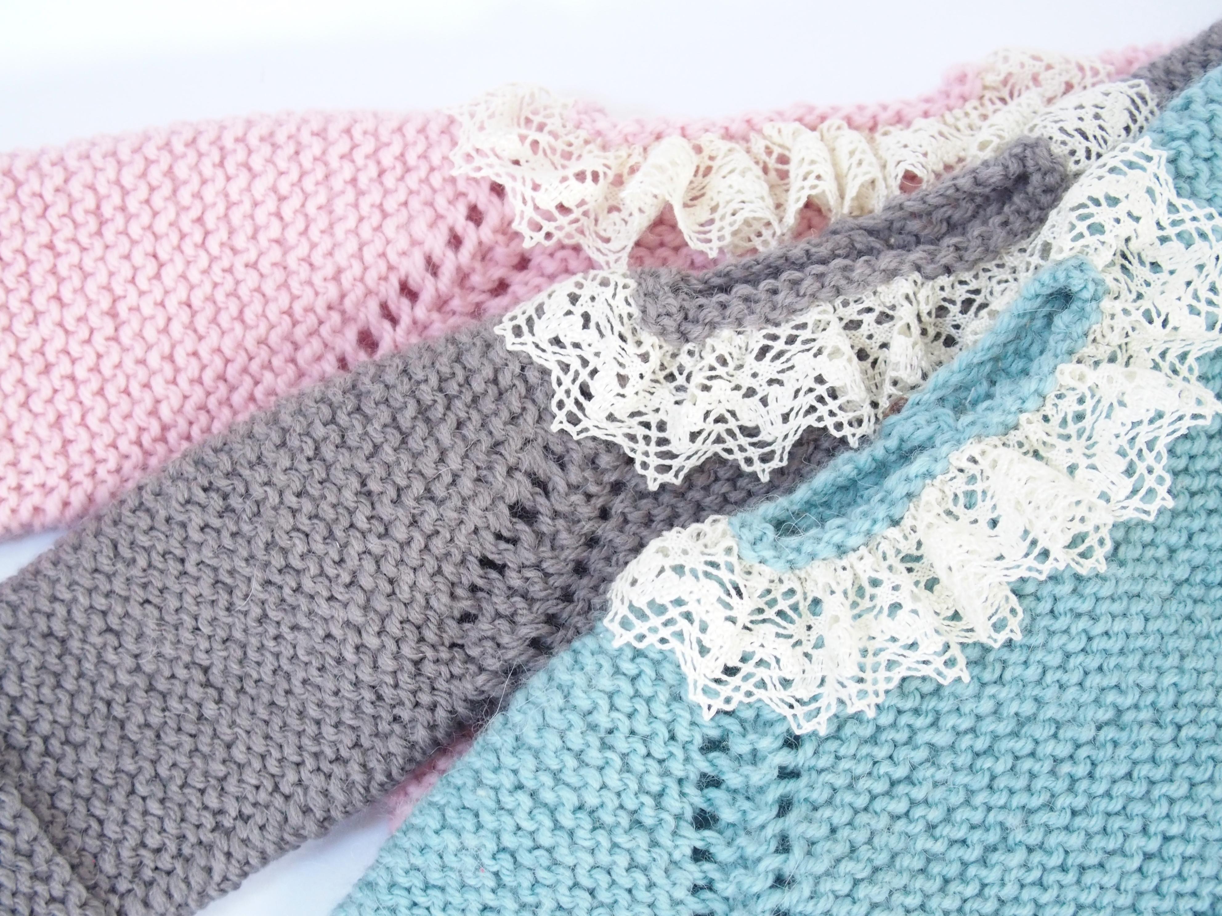 Jersey  puntilla lana fina