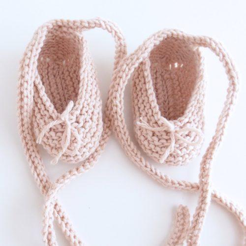 Patuco Ballet lana fina